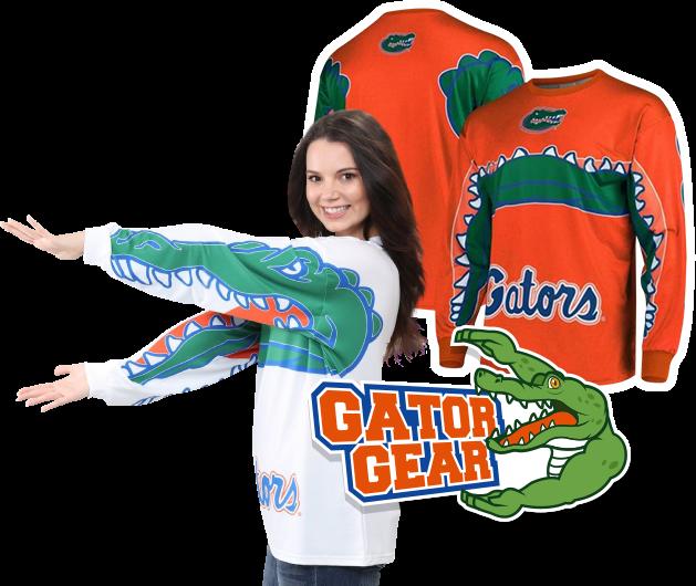 gator chomp shirts