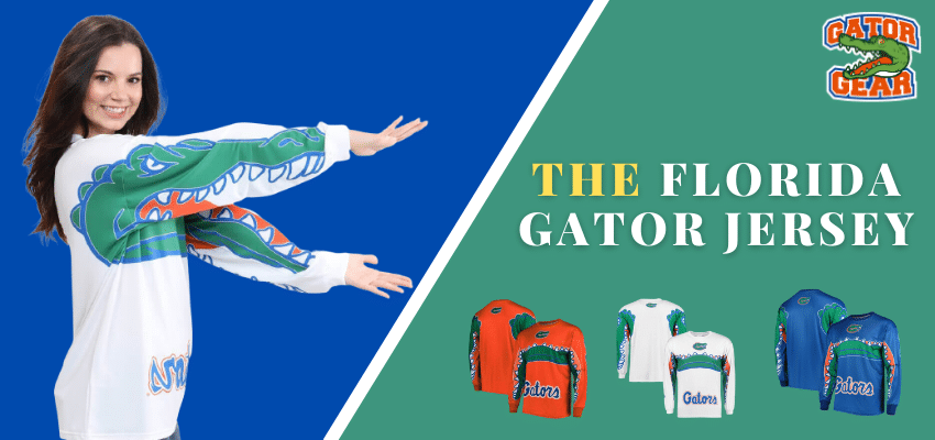 """Featured image for """"A Florida Gator Jersey for A True Florida Gator Fan"""""""